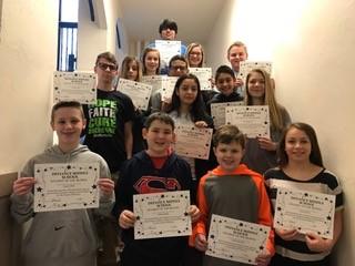 February ASPIRE Winners