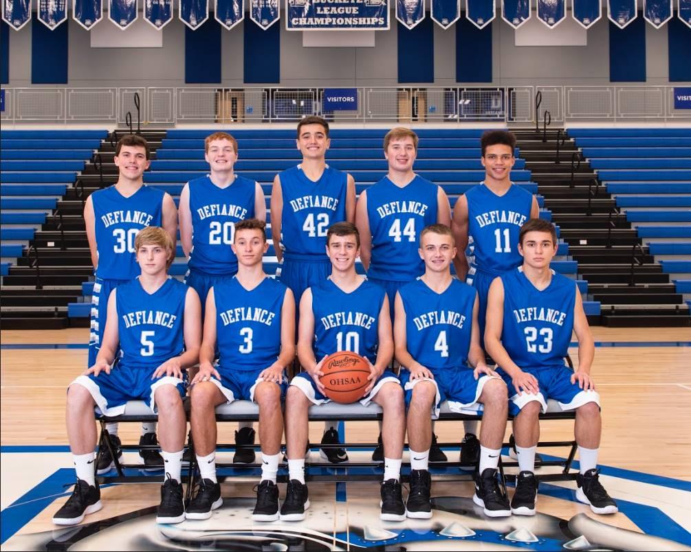 Boi Basketball JV