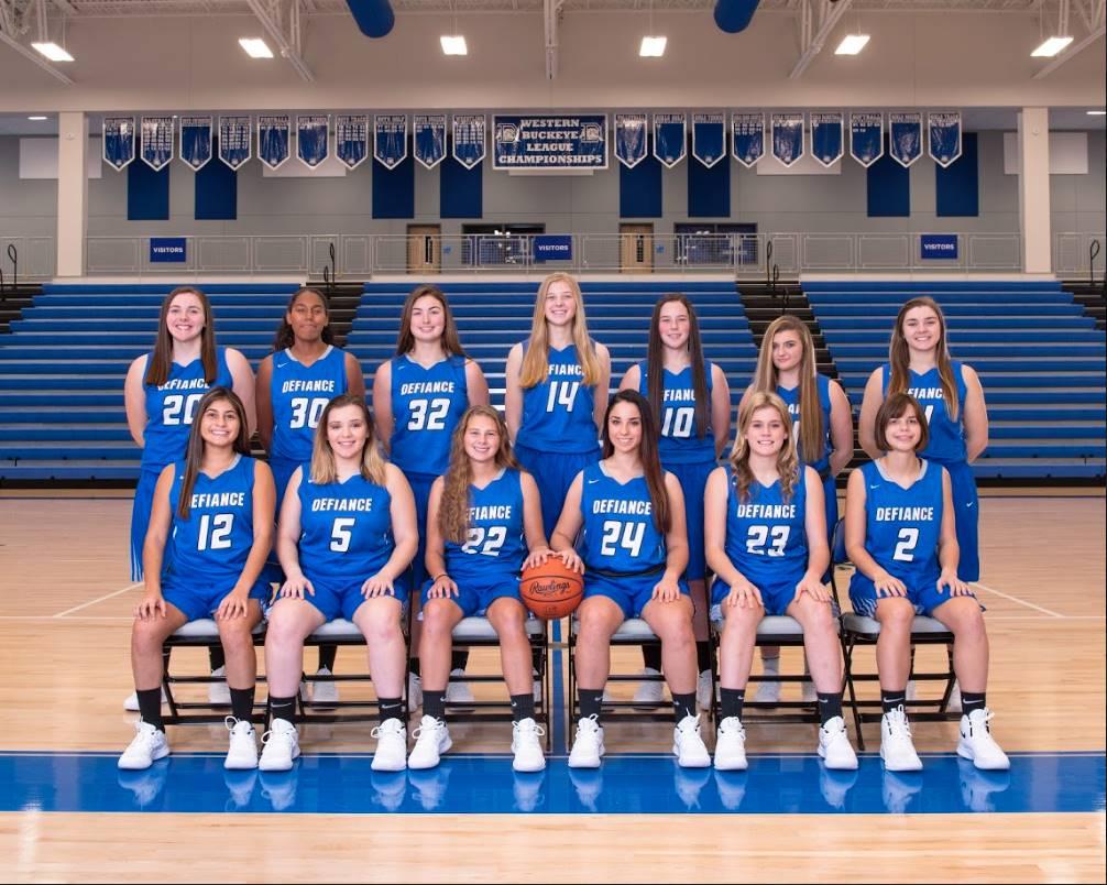 Girls Basketball Varsity