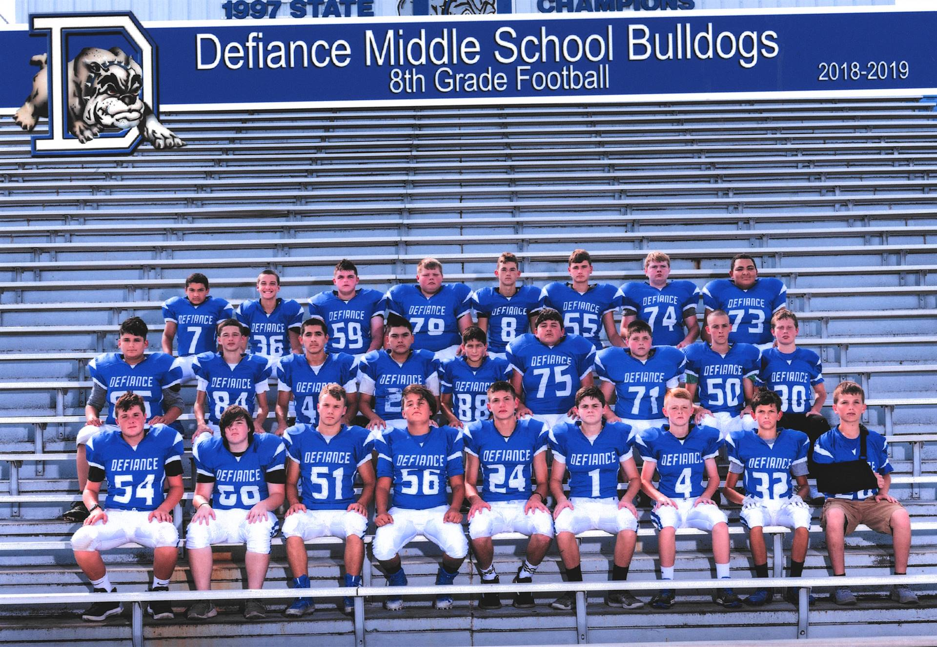 8th Grade Football-2018