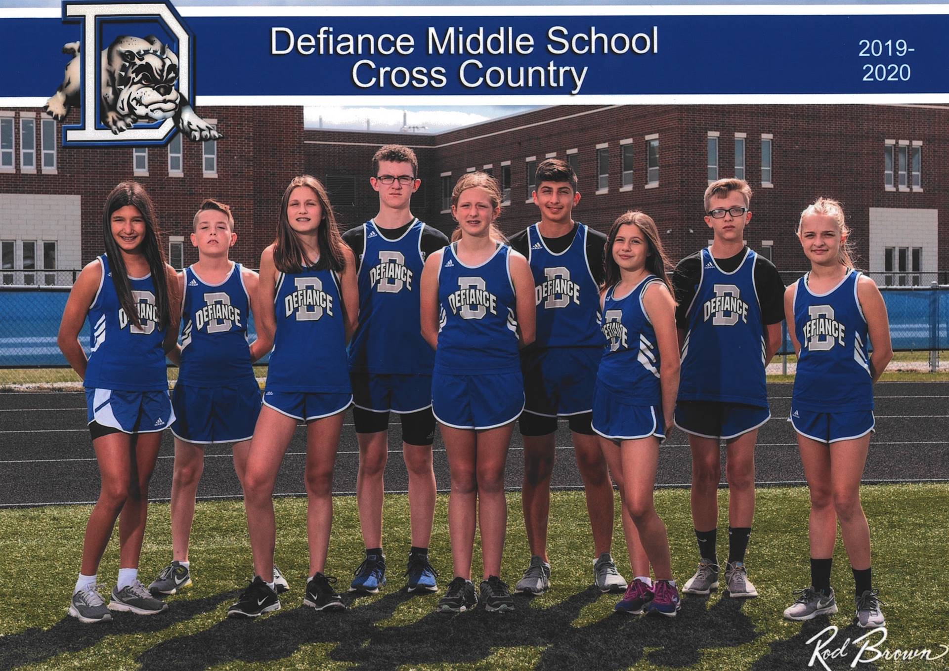 Boys and Girls Cross Country-2019