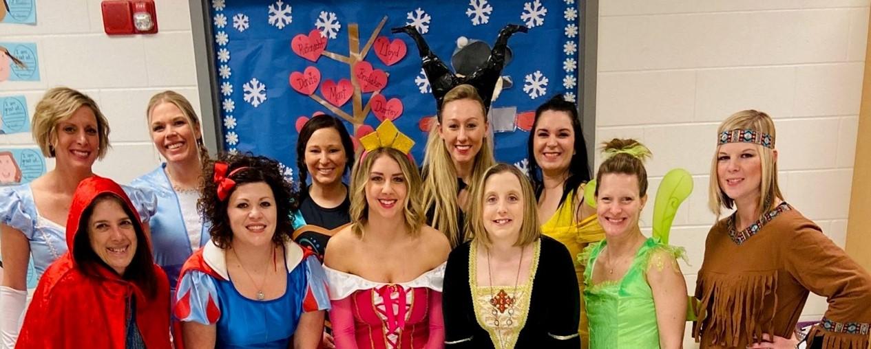 Fairy Tale Teachers