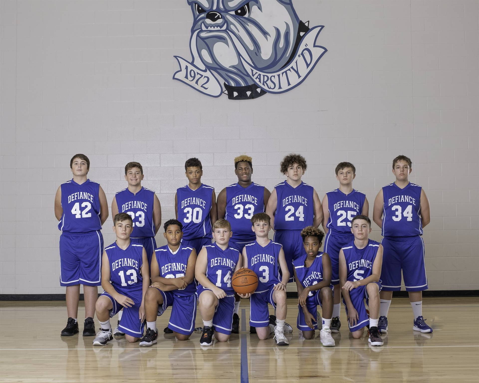 7th Boys Basketball