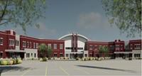 high school middle school building